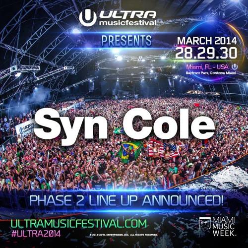 Syn Cole Live @ ULTRA Music Festival Miami