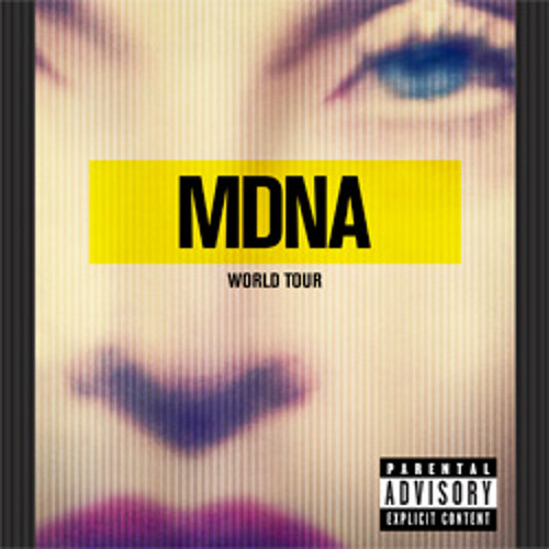 Papa Don't Preach (The MDNA World Tour)