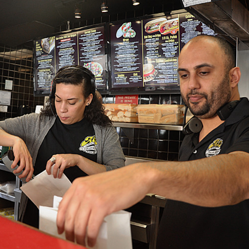 Bigger than burgers and fries, franchising blamed for low wages
