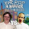 Peter Griffin vs Homer Simpson. Epic Rap Battle Parodies 40.