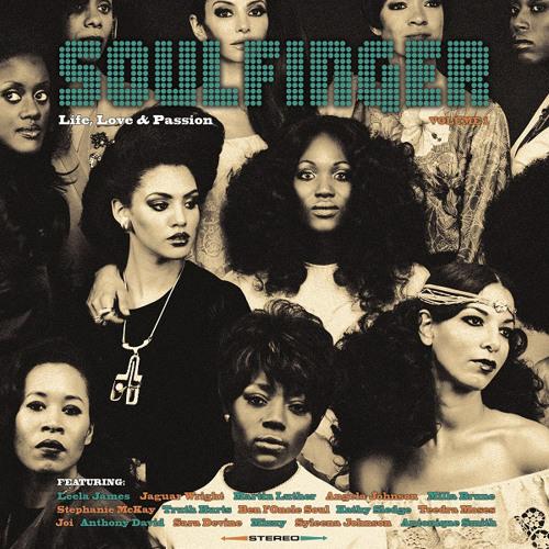 SoulTracks :: First Listen :: Soulfinger feat. Leela James - Value Your Love