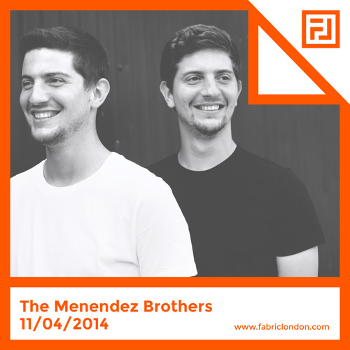 The Menendez Brothers - FABRICLIVE Promo Mix (Spring 2014)