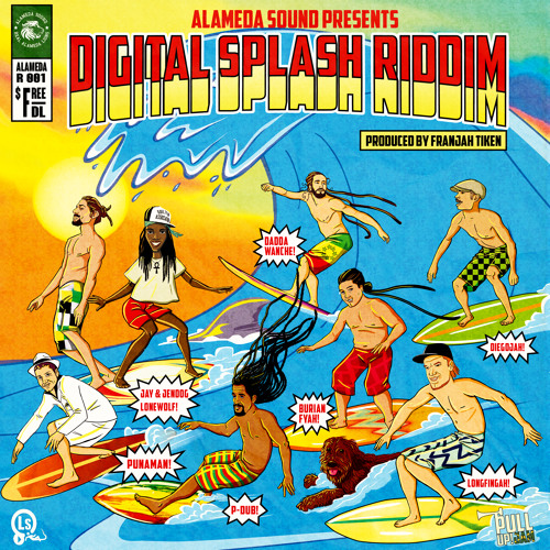 DIGITAL SPLASH RIDDIM MEDLEY // FREE DL