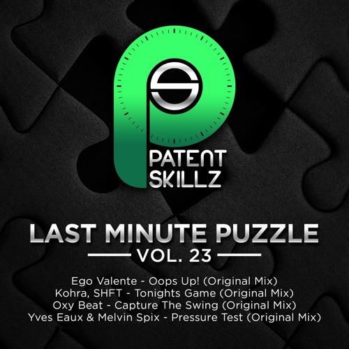 Kohra, SHFT - Tonight's Game (Original Mix) [Patent Skillz]