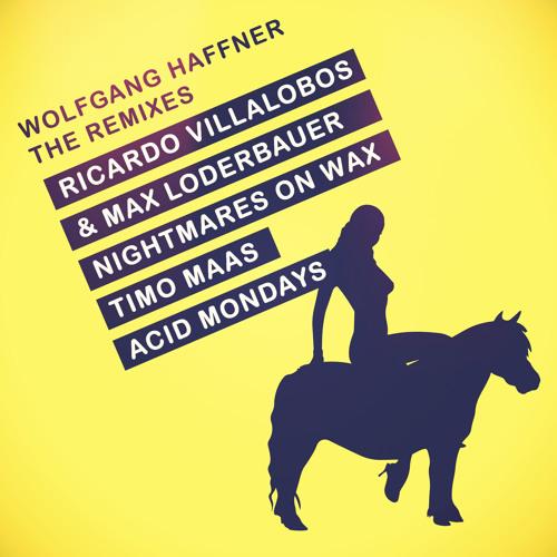 Wolfgang Haffner - Bing (Ricardo Villalobos & Max Loderbauer Ging Bing Remix) / Rockets & Ponies