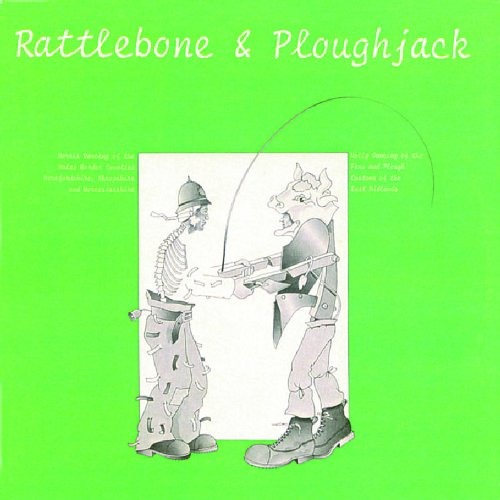 Straw Bear Festival - Rattlebone + Ploughjack - Ashley Hutchings