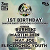 Link London 1st Birthday Promo Mix - 03/05/14 By Alik James & Chris Kennedy