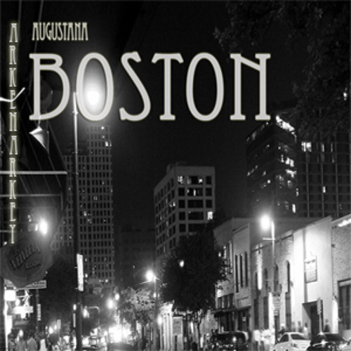 Augustana - Boston (cover)
