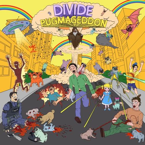 Divide - The Key / [HVZ015] - Divide -Pugmageddon