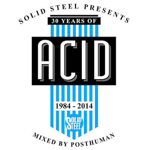 Solid Steel Radio Show 11/4/2014 Part 1 + 2 - Posthuman