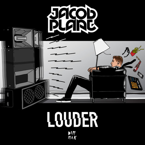 Jacob Plant - Louder (OUT NOW)