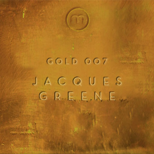 Premiere: Jacques Greene 'No Excuse' (Kit Grill remix)