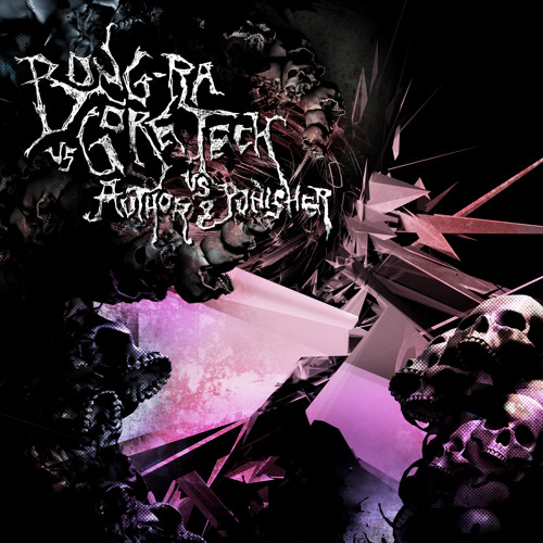 sonicterror 010 sample mix by bong ra (bong ra VS gore tech VS author & punisher)