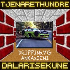 $JELDEN DRIPPIN X ONGEANKA X JENNYSKAVLAND - TJENAR1HUNDRE @YOGUTTENE