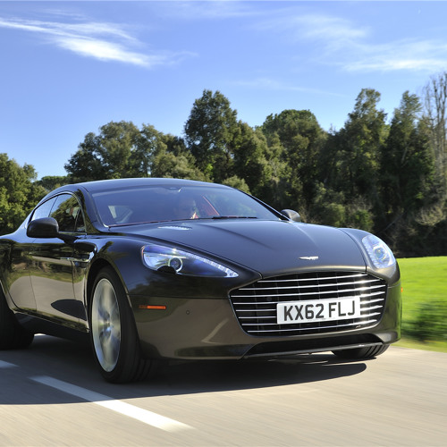 Rapide S By Aston Martin Official