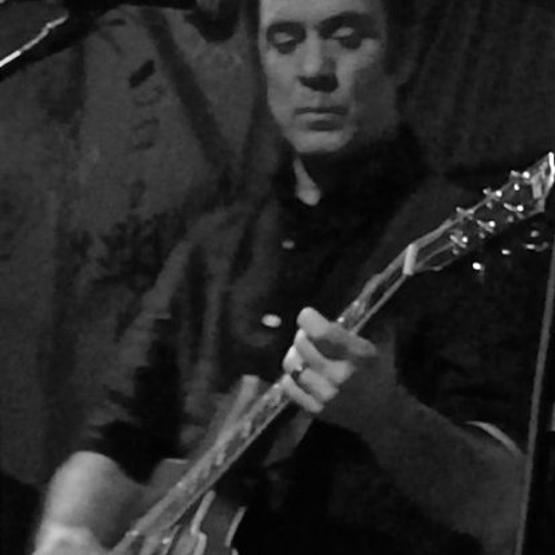 Doug Gillard - Overseas (live at Glasslands 2014)