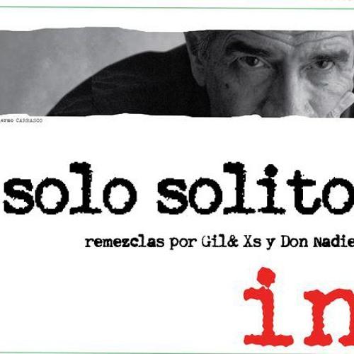 GUILLERMO CARRASCO - Solo Solito (Don Nadie Remix)