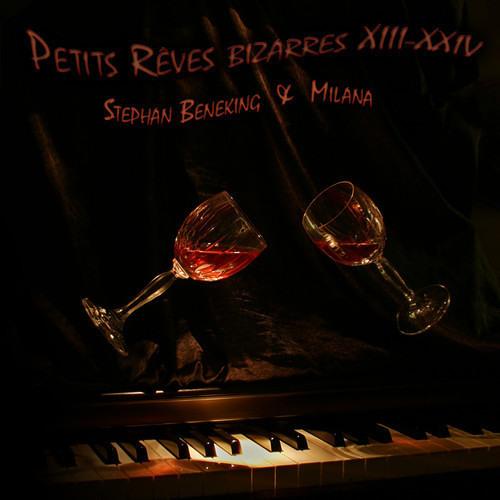 Petit rêve bizarre XXII - Stephan Beneking and Milana - with IceRequiem on violin