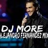 Alejandro Fernandez- Mix- DJ MORE Portada del disco