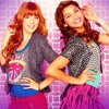 bella thorne and zendaya (Same Heart & Contagious Love Mashup Remix)