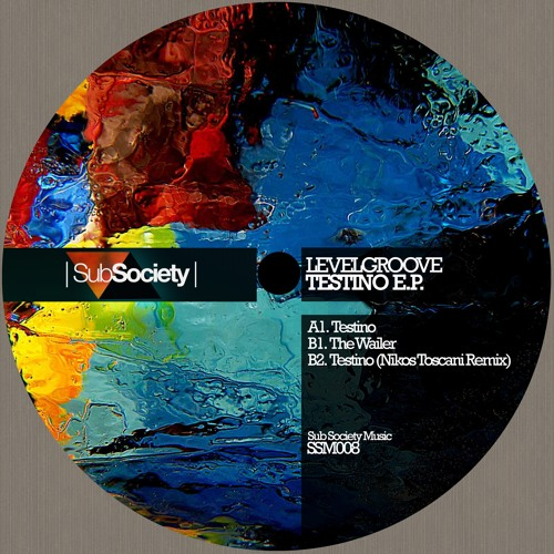 SSM008 : Level Groove - The Wailer (Original Mix)
