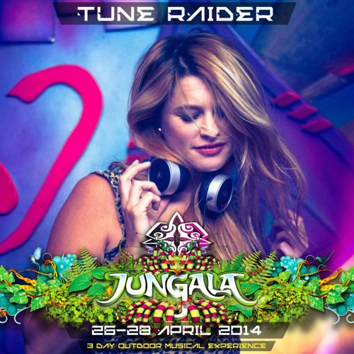Tune Raider - Promo Mix (Jungala 2014)