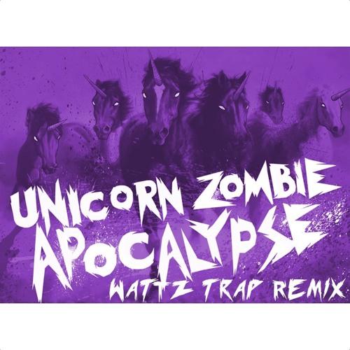 Unicorn Zombie Apocalypse (щ∆╫≥ Trap Remix) Borgore x Sikdope x Wattz