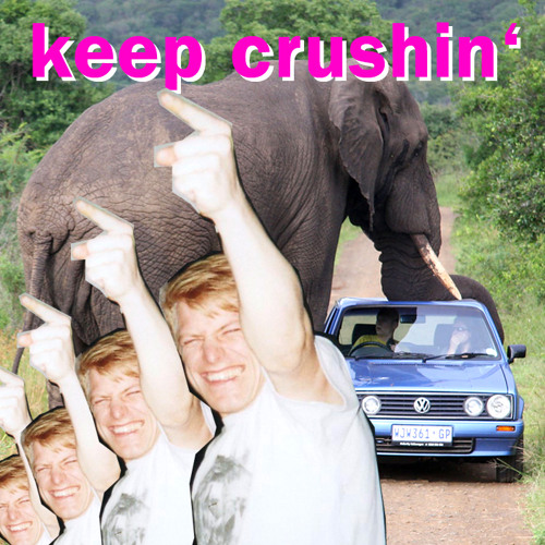 Mation - Keep Crushin'