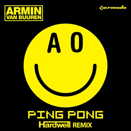 Armin van Buuren - Ping Pong (Hardwell Remix) [As played by Hardwell @ UMF Miami]
