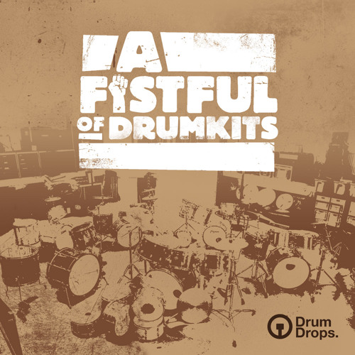 Drumdrops - A Fistful of Drumkits