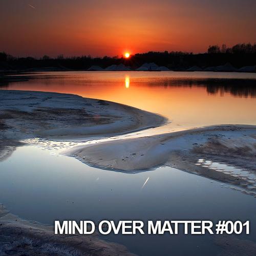 Mind Over Matter #001 (Jan. 18, 2009)