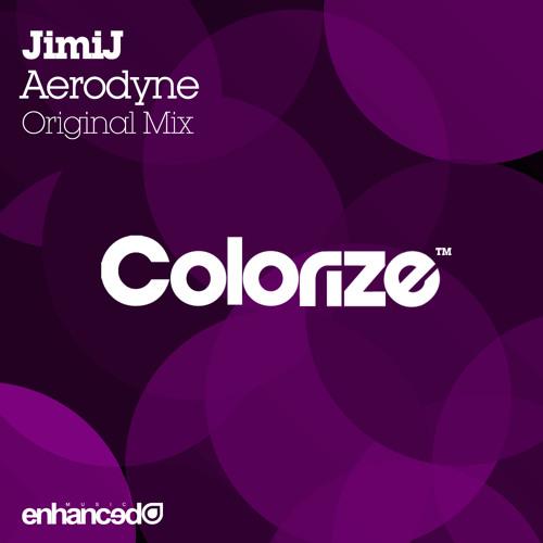 JimiJ - Aerodyne (Original Mix) [OUT NOW]