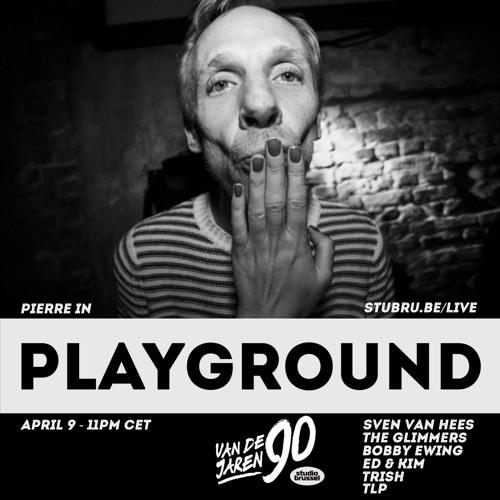 Playground #vandejaren90 Pierre