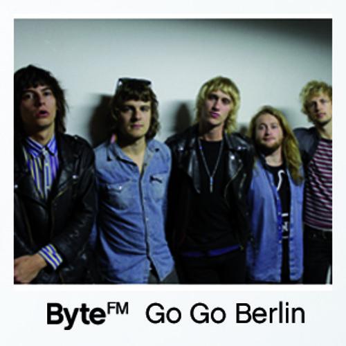 Go Go Berlin - Darkness (Live@ByteFM)