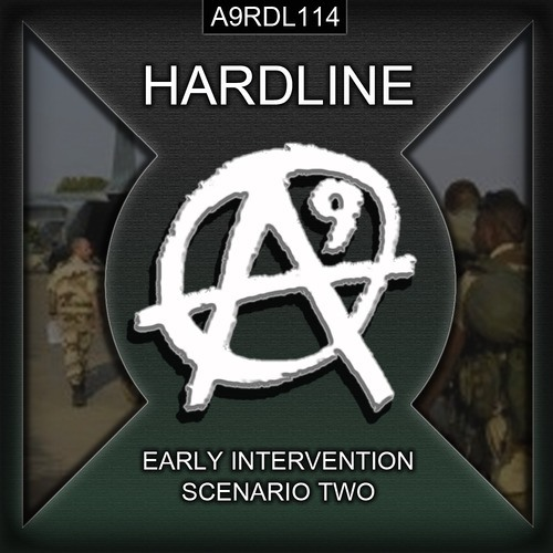 Hardline - Scenario Two OUT NOW ALPHA 9 RECORDS