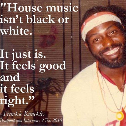 Frankie Knuckles vs Andre Crom - Back To Your Love ( NuPhoria's Tribute Edit)