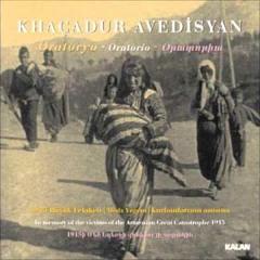 Khaçadur Avedisyan - Oratoryo
