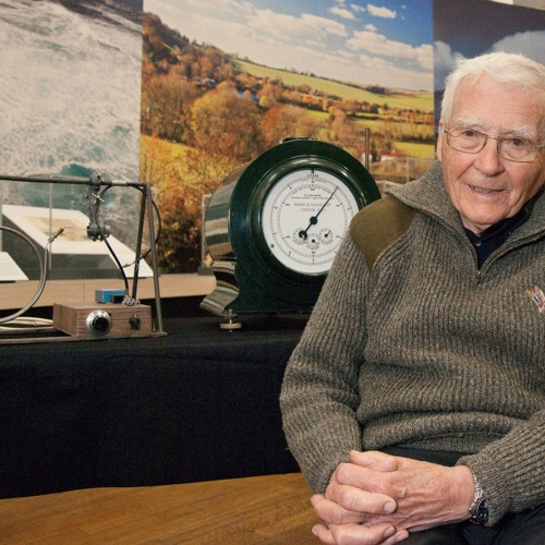 James Lovelock In Conversation at the Science Museum