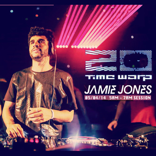 Jamie Jones @ Time Warp Mannheim 2014 (05.04.2014)