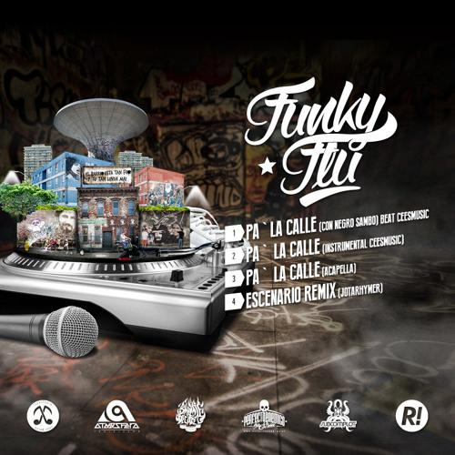 Funky Flu - Pa' La Calle (con Negro Sambo) Beat CeesMusic