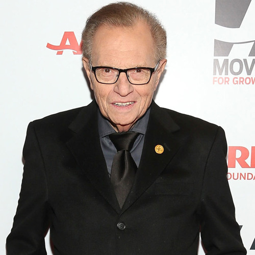 Larry King Reacts to Conan O'Brien's Suggestion He Take Over for Letterman