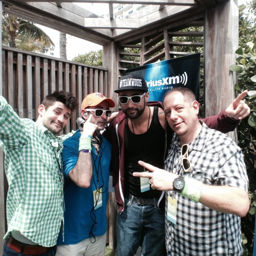 UMF Radio 2014: Michael Woods Partied Hard w/ Kramer & Danny Howard