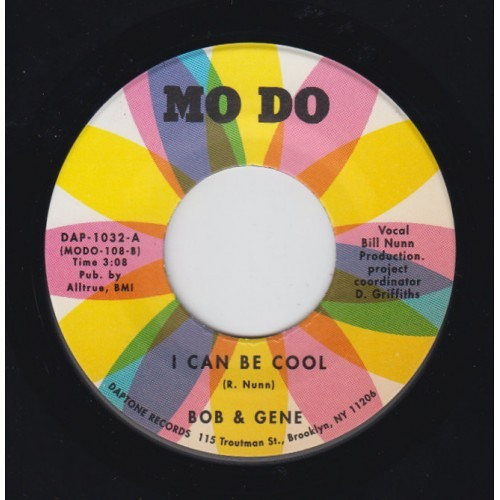 "House Of Soul Essentials: Bob & Gene - ""I Can Be Cool"""