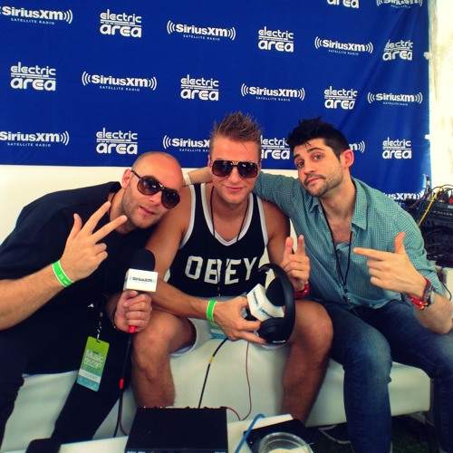 UMF Radio 2014: Showtek Discusses Their Sleep Schedule w/ Kramer