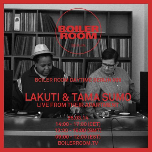 Lakuti Boiler Room Berlin Daytime DJ Set