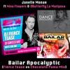 Janelle Monae ft Nina Flowers & VButterfly La Mariposa - Bailar Apocalyptic