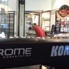 Con el Korg Krome 61...aun no tiene Nombre, salio sola ! !