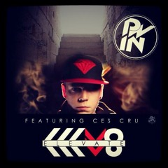 P. Win - Elev8 (feat. Ces Cru) Prod. By @D2therJ