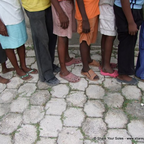 """Global Activist: """"The Shoe Lady"""" reports from Uganda"""