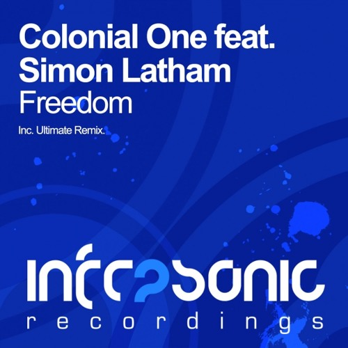 Freedom (feat. Simon Latham)